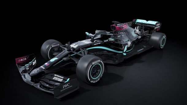 F1 Mercedes New Livery For 2020 Will Support Black Lives