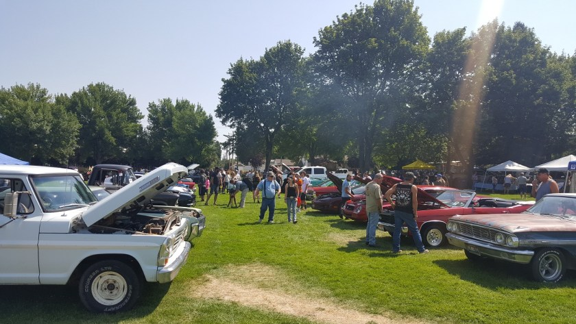 Joe Mama's Car Show in Jerome, ID on August 19th