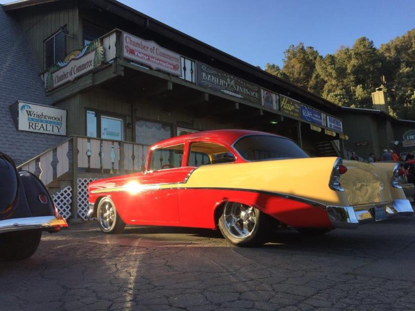 Wrightwood Car Show in Wrightwood, CA on August 19th