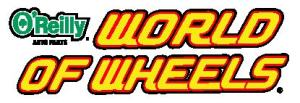 O'Reilly Auto Parts World of Wheels Minneapolis, MN Logo