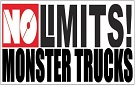 No Limits Monster Trucks Logo