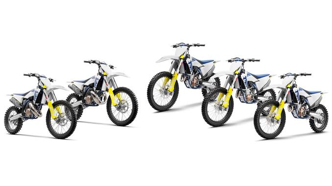 Husqvarna Motorcycles Launch MY20 Motocross Range