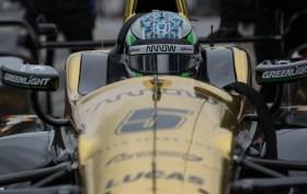 IndyCar super sub Ryan Briscoe