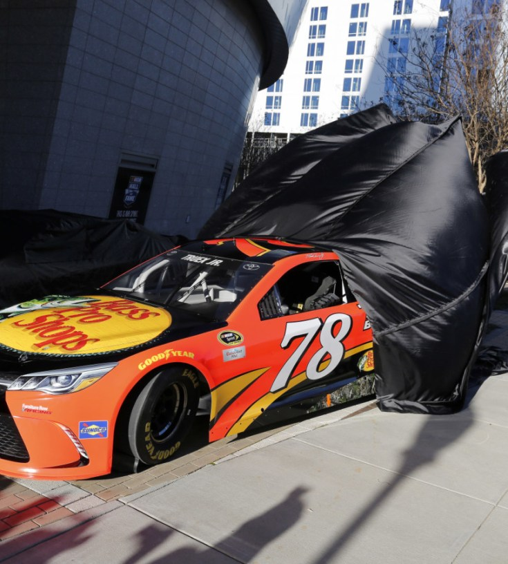 Bass Pro Shops Partners With Furniture Row Racing Reunites With