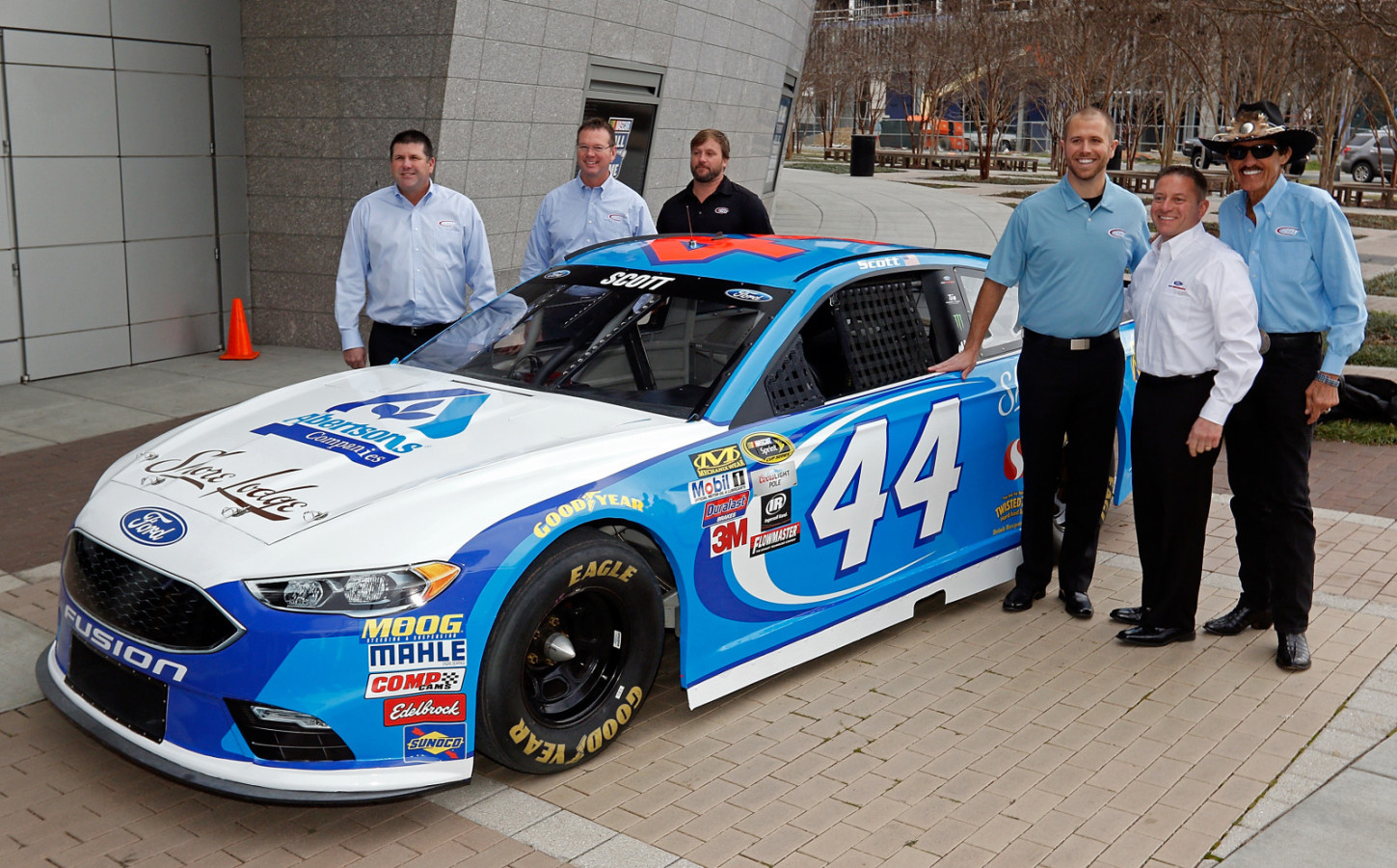 Richard Petty Motorsports Readies For Success With Scott
