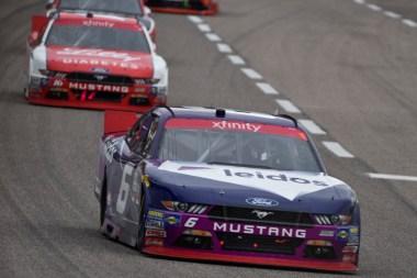 DUPLICATE***Xfinity Series driver Bubba Wallace (6)