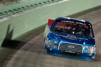 Tyler Reddick (29) during the Ford Ecoboost 200 at Homestead-Miami Speedway.