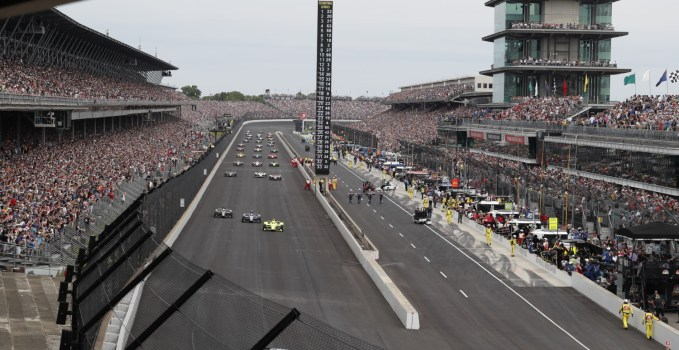 MORGAN: Blown Away by First Indianapolis 500 Experience