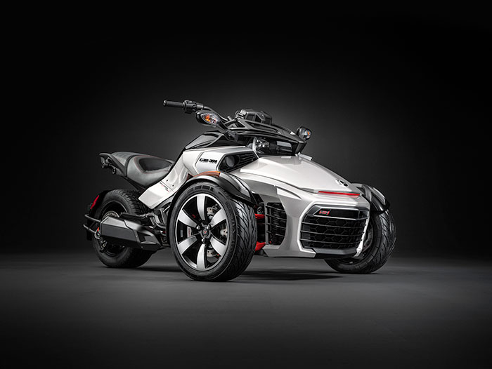 2015 Can-Am Spyder F3S