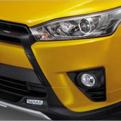 Toyota Yaris Trd Limited Warna Grand New Veloz Sportivo ร นส เหล องพ เศษ Edition