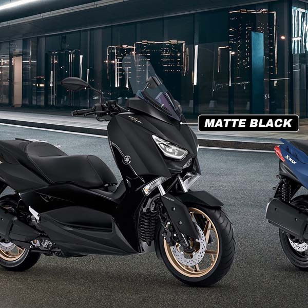 Yamaha XMAX 2020 Warna Black