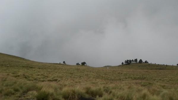 Clima de Alta Montaña, Tormenta