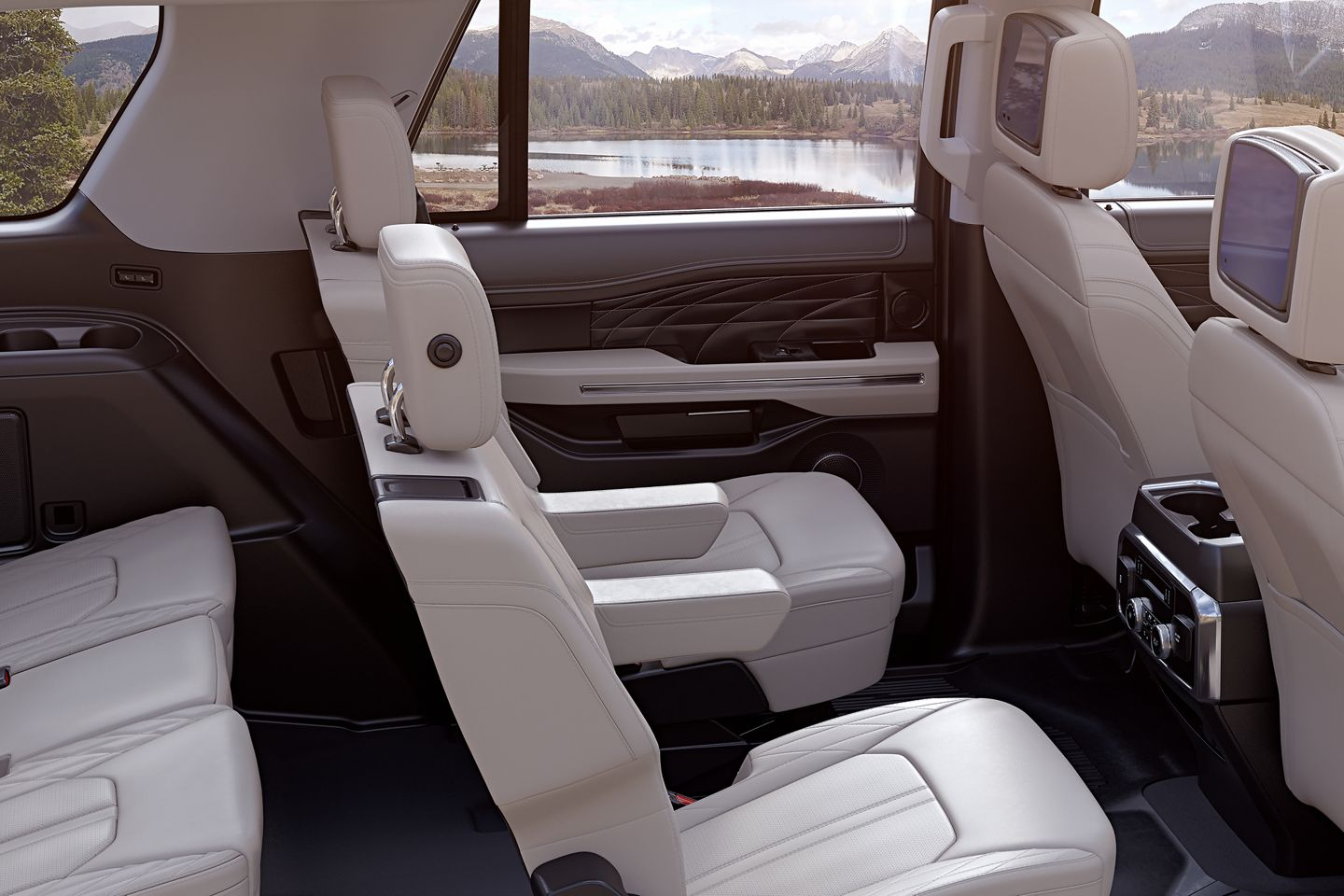 Suv With Captain Chairs The 6 Best 3 Row Suv For Everyone In The Market Today
