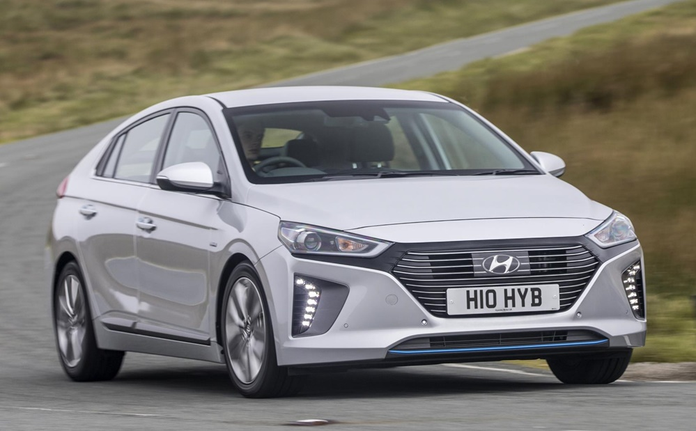 Ukspec Hyundai Ioniq Details And Pricing