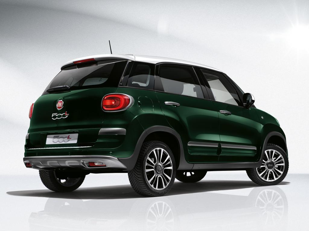 Official 2018 Fiat 500l