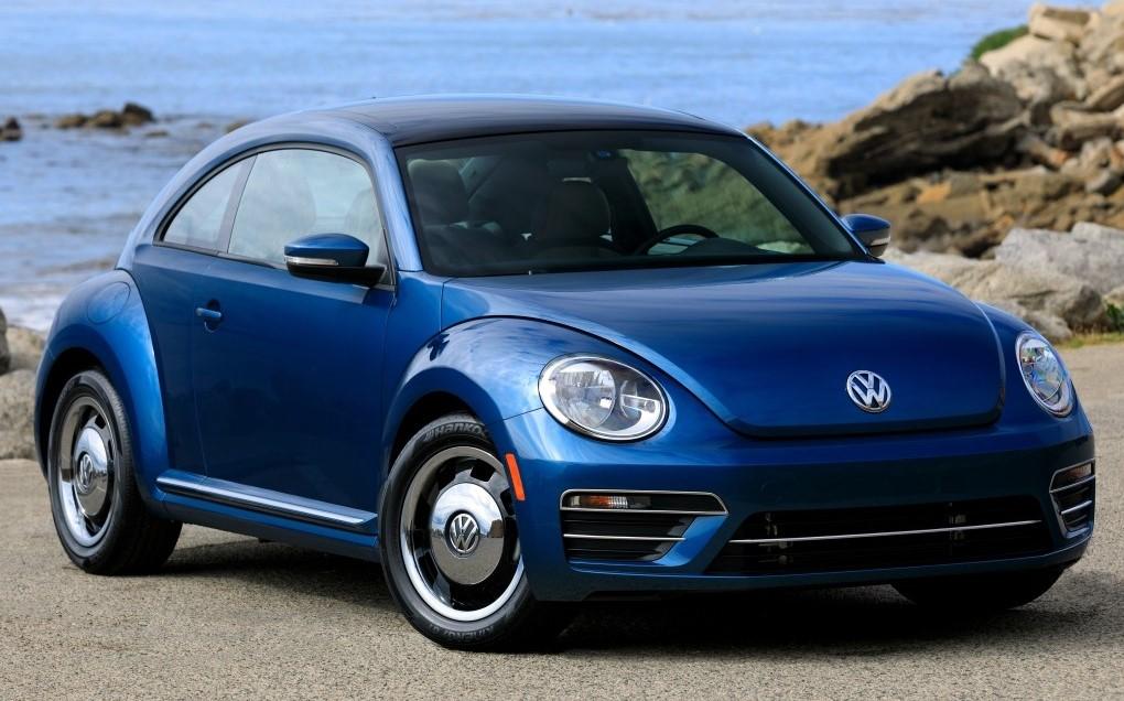 2018 Volkswagen Beetle (usspec) Priced From $20,220