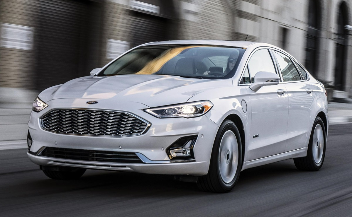 2019 Ford Fusion Announced With Standard Copilot