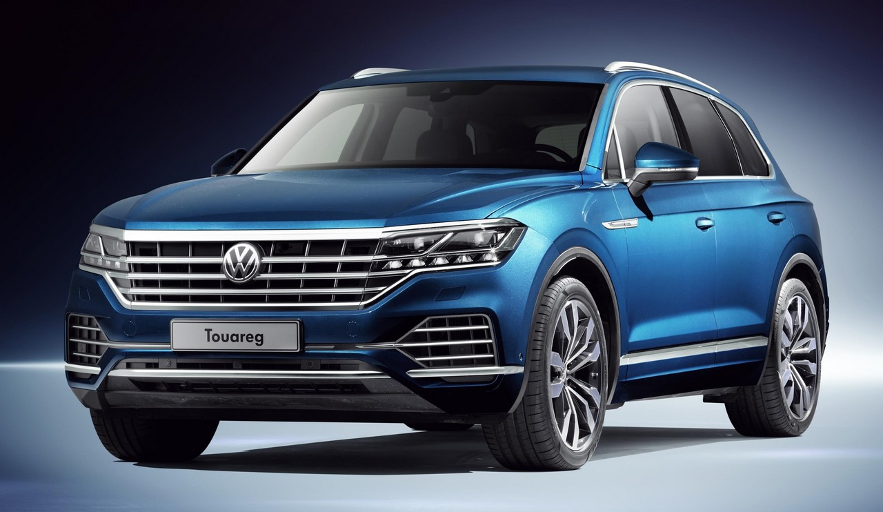 2019 Volkswagen Touareg Goes Official