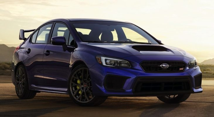 2019 Subaru Wrx And Wrx Sti Msrp Revealed