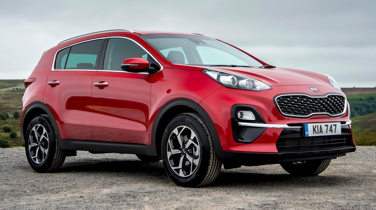 2019 Kia Sportage  Uk Pricing And Specs