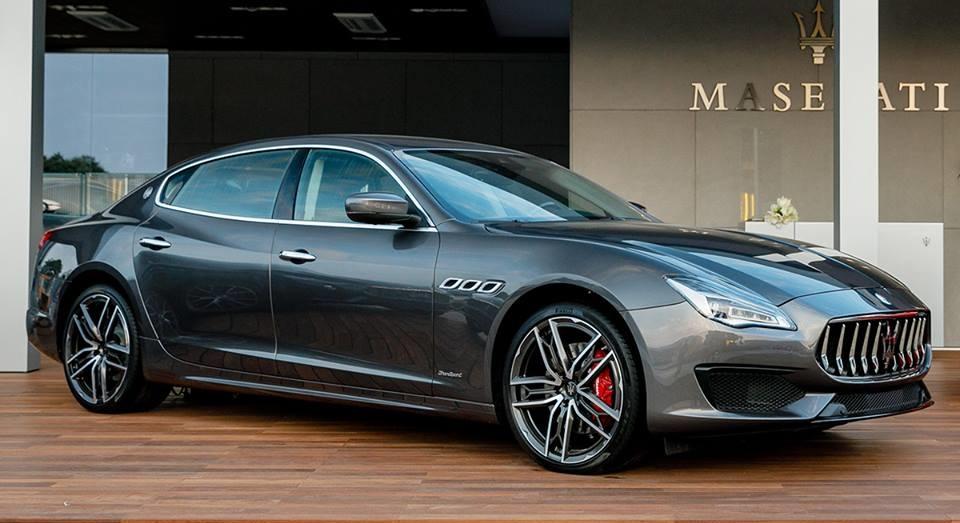 2019 Maserati Quattroporte And Levante Get New Engine In