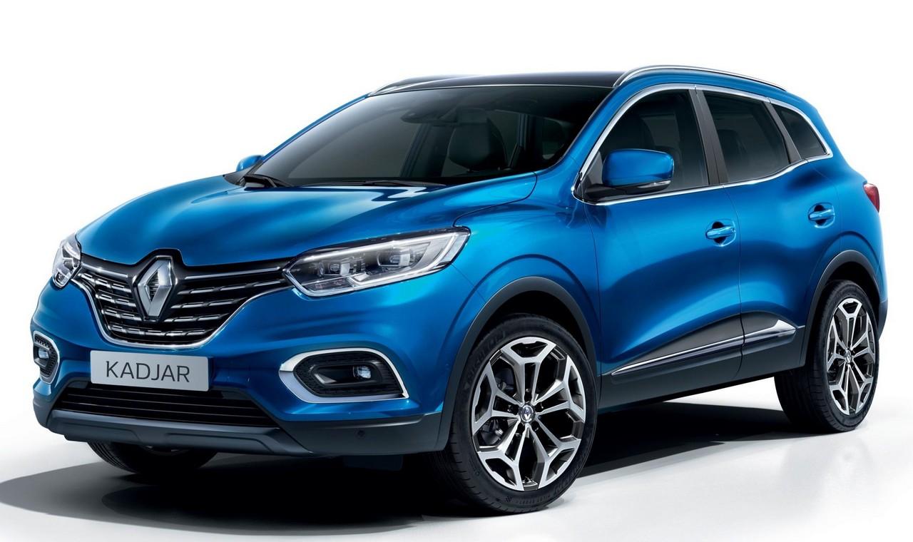 2019 Renault Kadjar Revealed With New Dynamic Design
