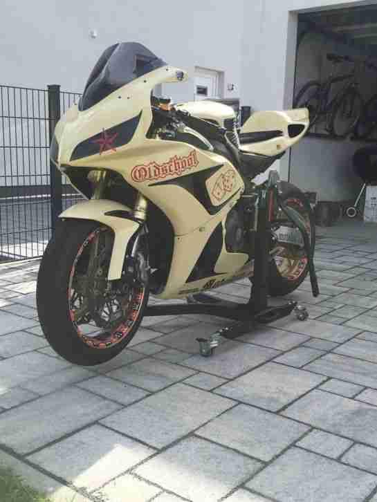 750 1997 Honda Nighthawk