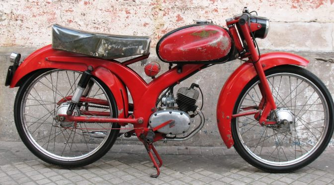 Alpino 48 cc 2T Roma 1953