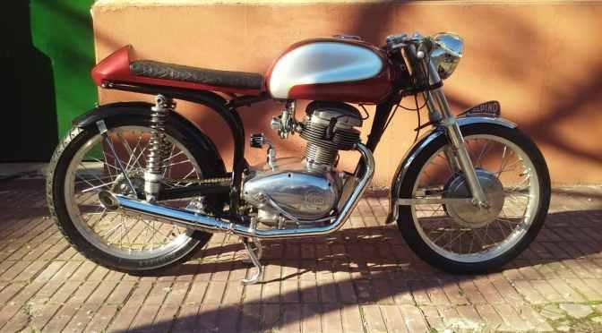 250 cc Cafe Racer