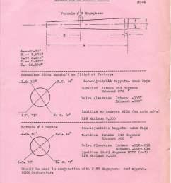 electrical equipment bulletin g 4 ducati 250cc tuning info  [ 1696 x 2198 Pixel ]