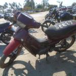 +220 motos em leilão de veículos apreendidos