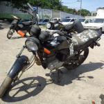 Leilão de veículos tem moto Honda CG 125 ano 2009 com lance inicial de R$ 950