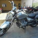Leilão de veículos apreendidos tem Honda XRE 300 2012 com lance inicial de R$300