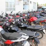 Leilão online do Detran tem 125 motos aptas a circulação