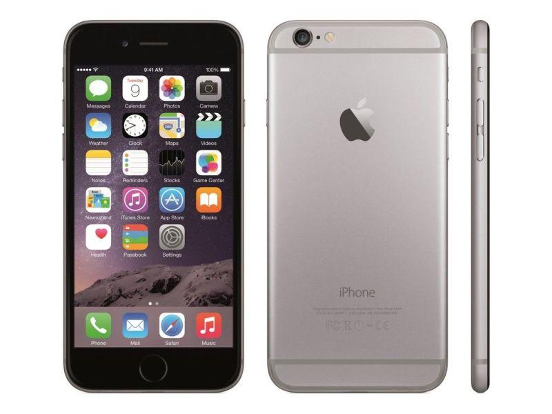 Leilão da Receita Federal tem iPhone 6 a partir de R$ 750