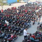 Segundo leilão do ASTT tem Honda Biz 100 com lance inicial de R$ 800,00
