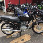 Leilão da Polícia Rodoviária Federal temCG 150 TITAN ESentre outras motos