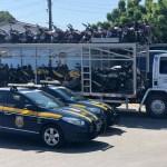 Leilão da Polícia Rodoviária Federal tem 925 veículos a disposição