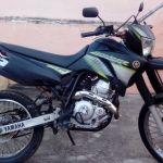 Leilão de veículos tem moto Yamaha Lander XTZ 250 com lance inicial de R$1,4 mil