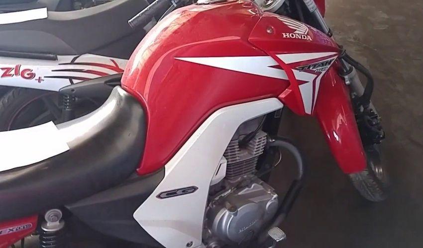 Quer comprar uma moto de leilão barata