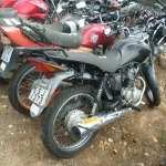 Leilão tem Honda CG 150 FAN ESI com lance inicial de R$400