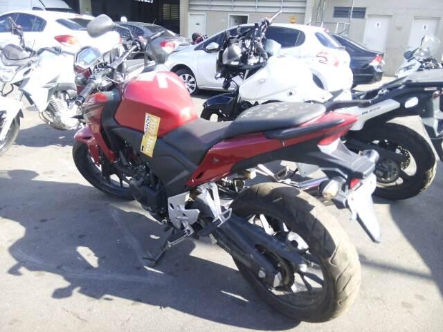 HONDA/CB 500F VERMELHA por R$ 6.600,00
