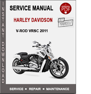 Harley Davidson V-Rod Vrsc 2011 Service Manual