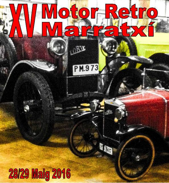 XV Motor retro marratxi