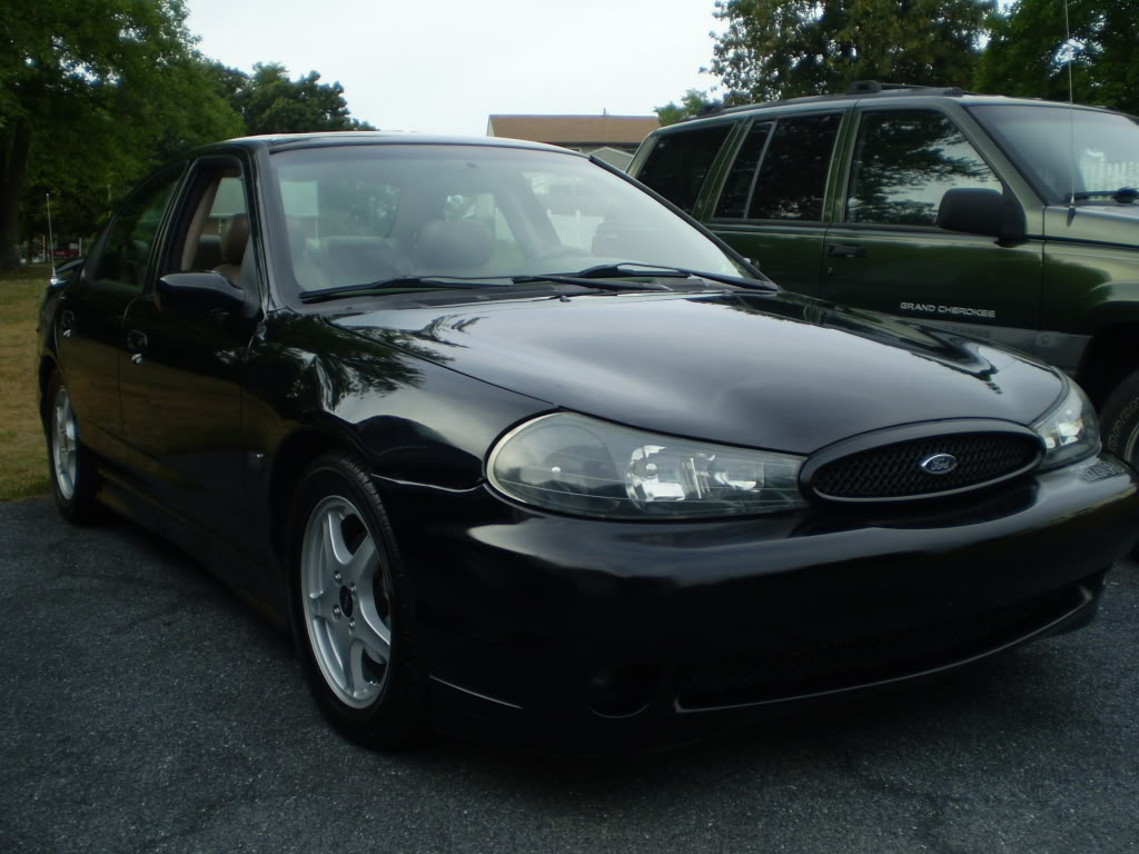 hight resolution of ford contour svt