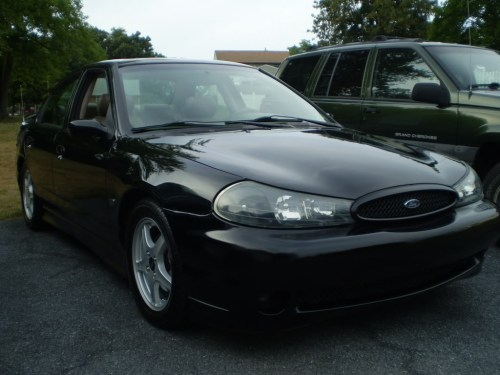 small resolution of ford contour svt