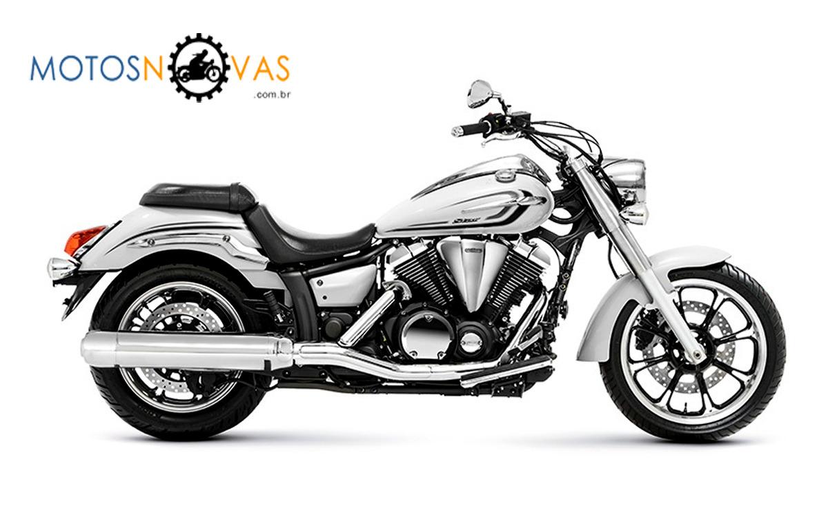 Nova Yamaha Midnight Star 2014, a clássica custom de 950