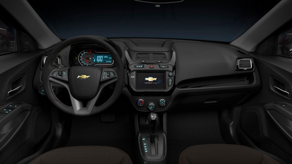 Novo Cobalt 2019  preos interior itens de srie fotos  bom consumo