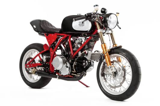 Ducati Dreamliner by Deus Ex Machina