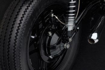 Moto Guzzi V65C by Venier Customs